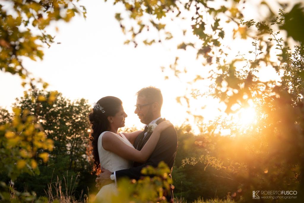 Luca e Francesca. Un matrimonio a Cesena