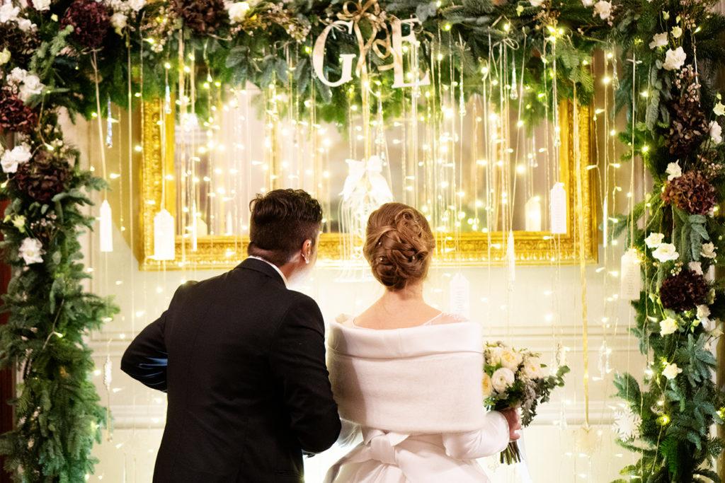 Il fascino e il calore particolare di un matrimonio invernale