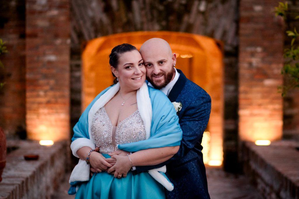 Martina e Marco – matrimonio autunnale in tempo di covid
